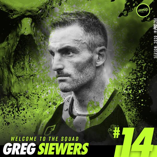 GREG SIEWERS BACK TO INFAMOUS! Article Link