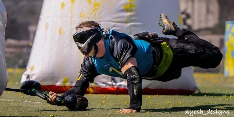 Welcome to my Paintball & Fitness Training Blog featured image